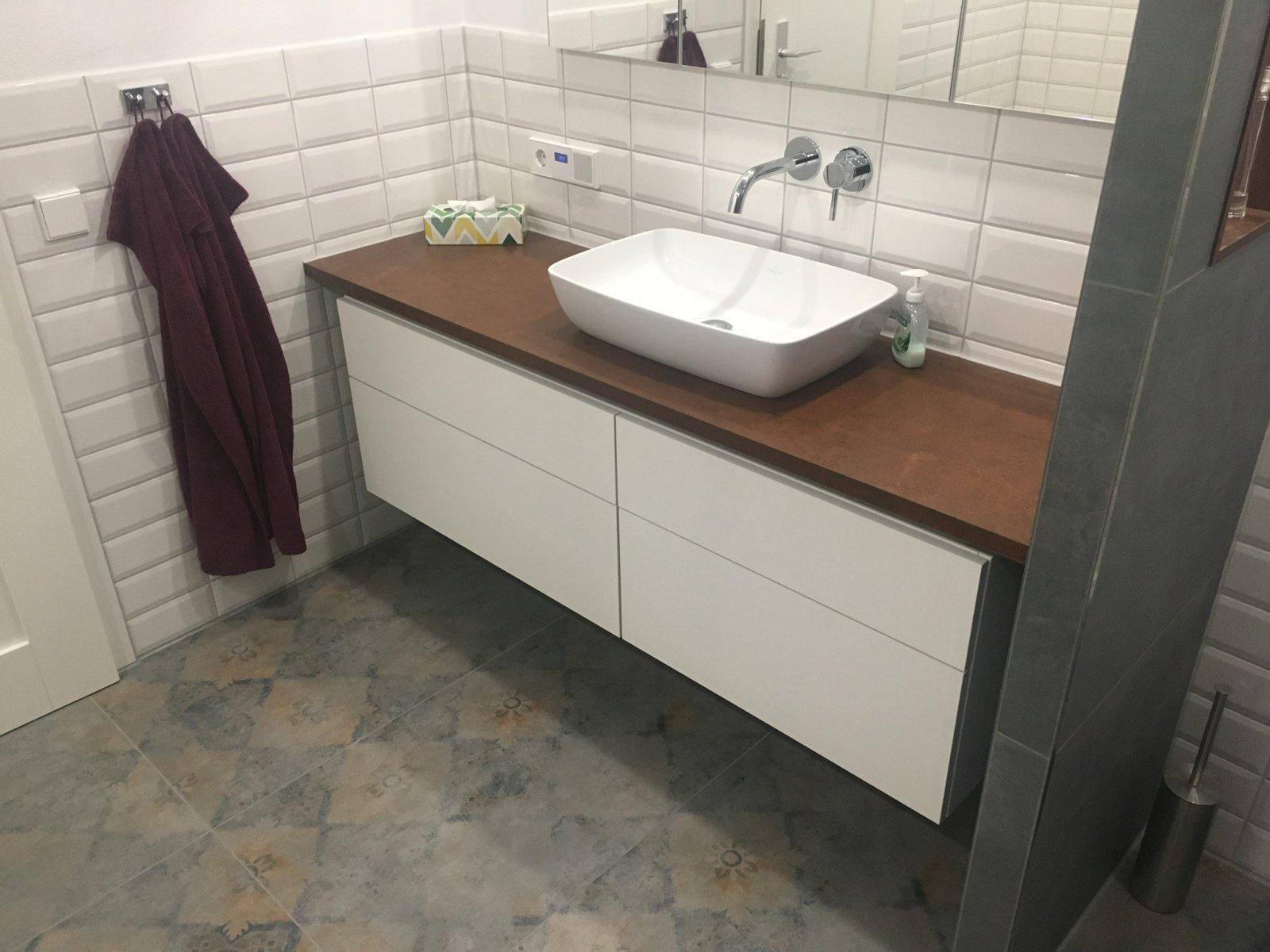 badezimmer  Schreinerei Ihle